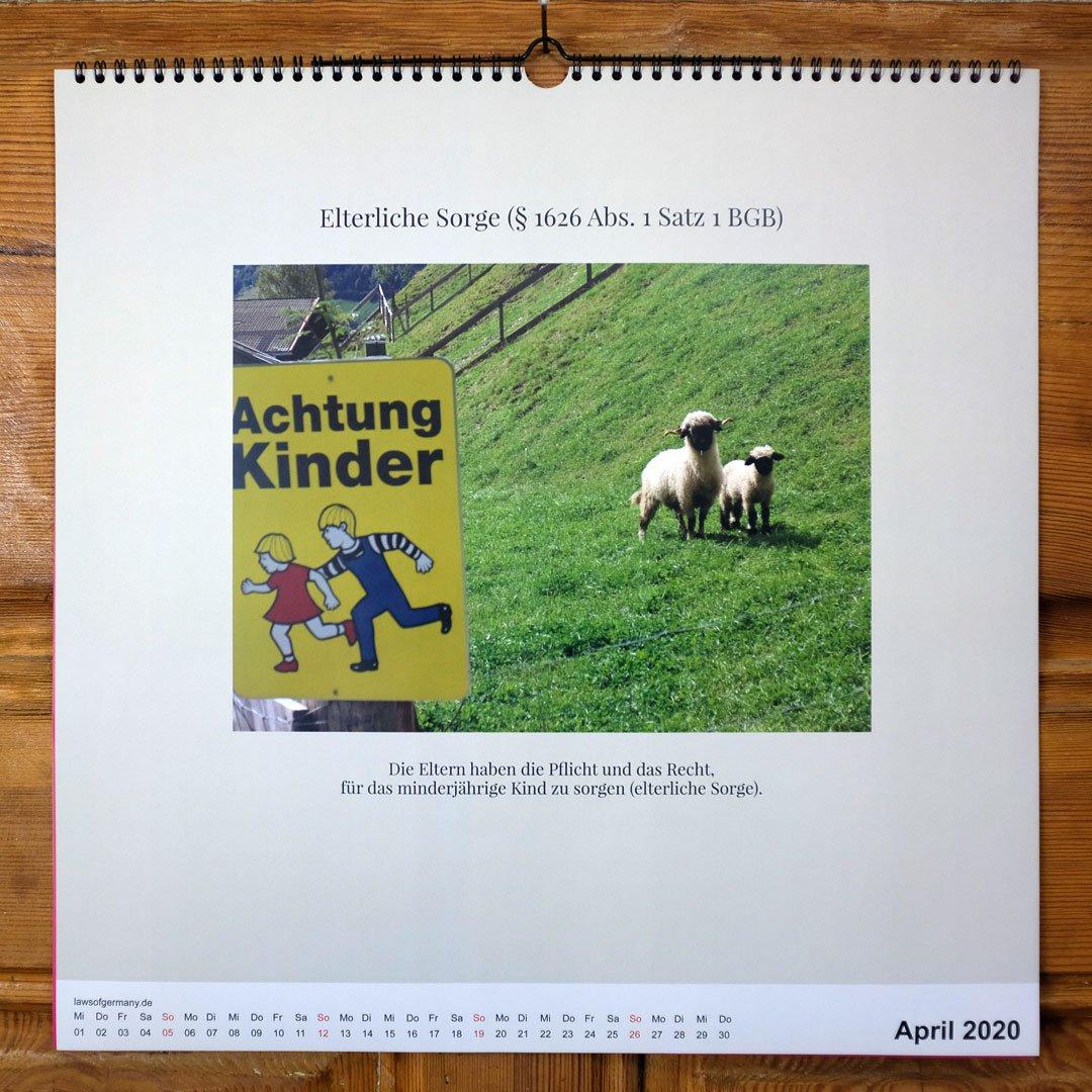 Laws-of-Germany-Rechtsbilder-Kalender-Jahr-2020-04