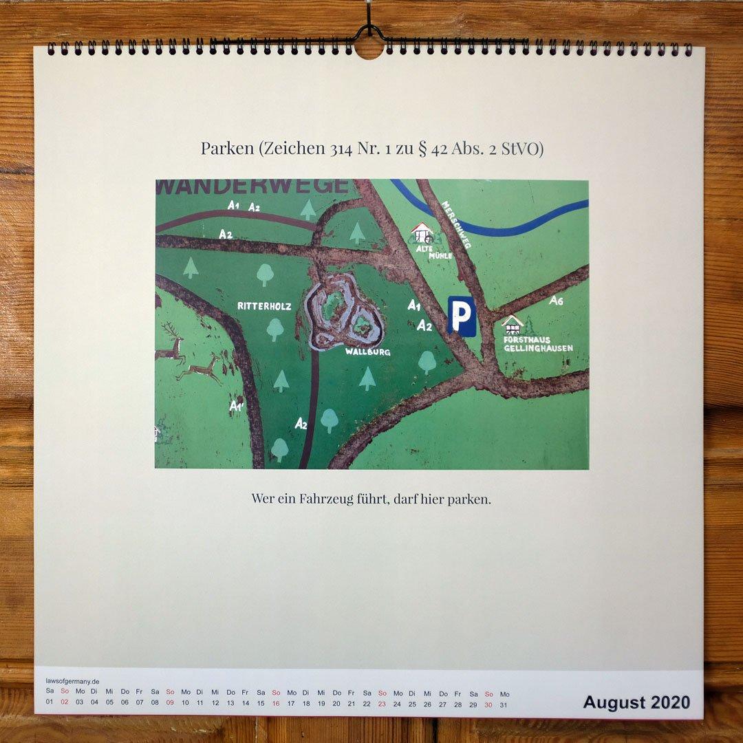 Laws-of-Germany-Rechtsbilder-Kalender-Jahr-2020-08