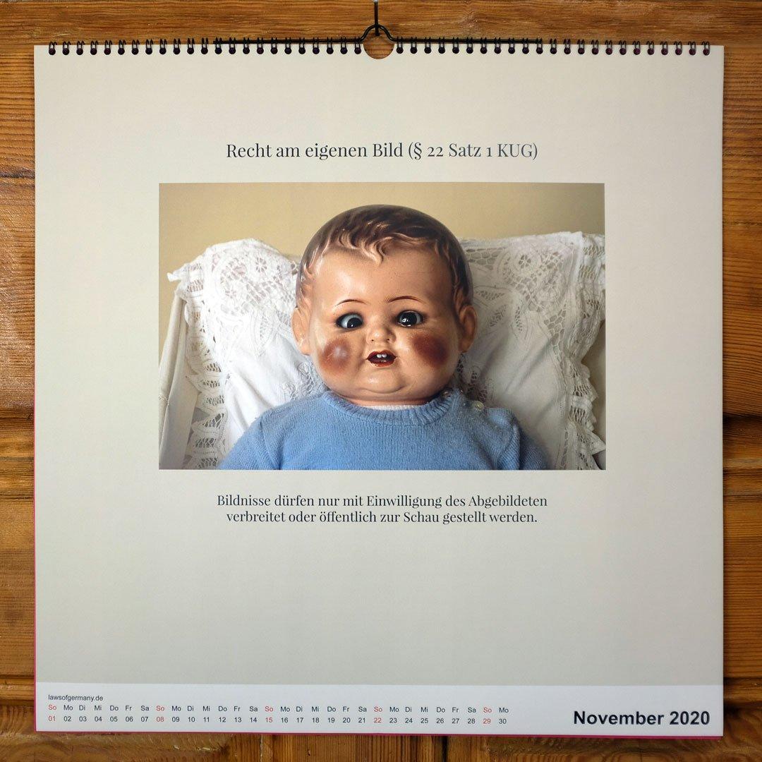 Laws-of-Germany-Rechtsbilder-Kalender-Jahr-2020-11